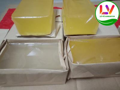 Keo hotmelt dán hộp giấy, hộp giấy cán màng